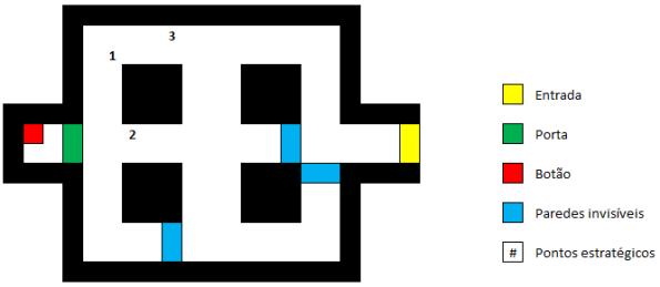 3rd Kalpa - Mapa 1